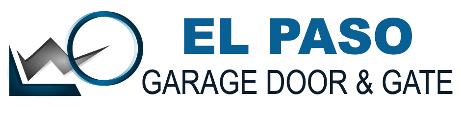 El Paso Garage Door & Gate Logo