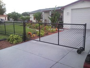 Chain Link Gates El Paso Garage Door Amp Gate Supplier